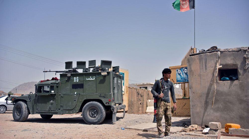 Afghan Taliban claim control of strategic border crossing with Pakistan