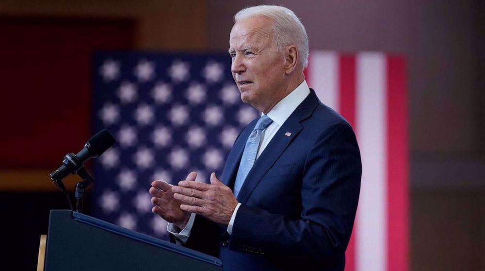 Biden lambastes Trump's 'big lie' in defense of voting rights