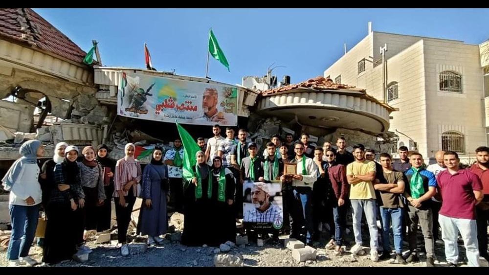 Israeli forces detain dozens of Palestinian university students