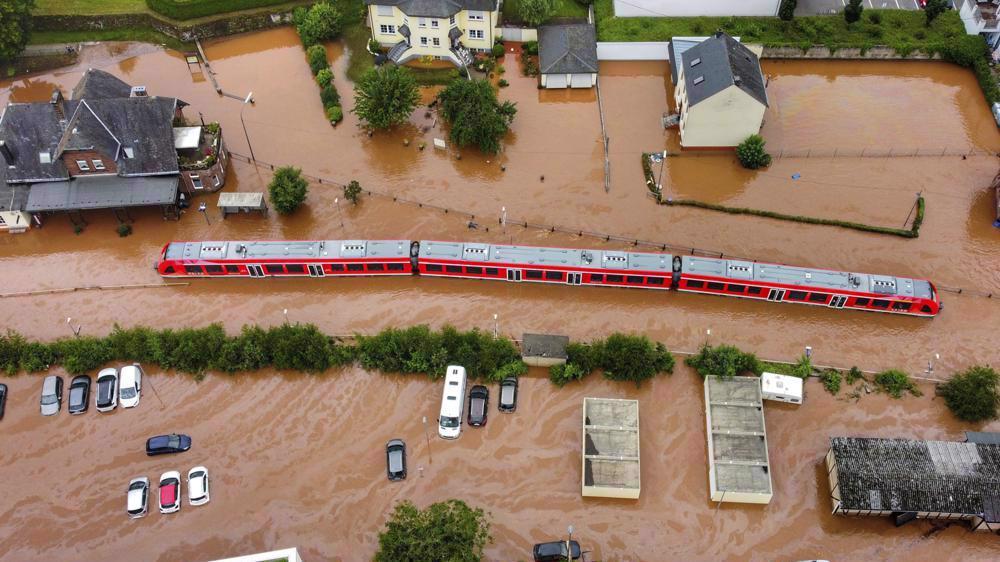 Deluge 'catastrophe' in Europe: Over 100 dead, hundreds missing