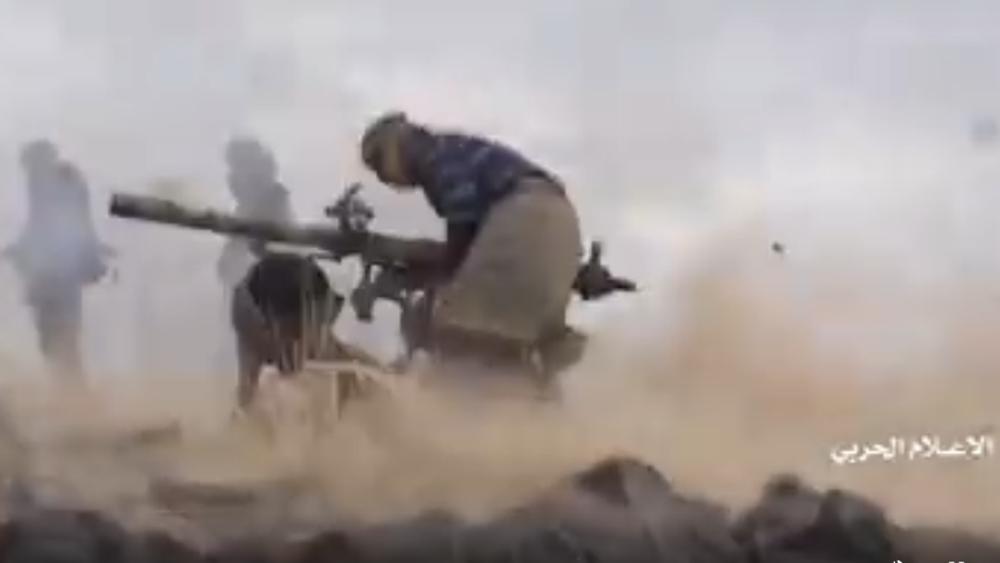 1er raid-missile anti-US d'Ansarallah!