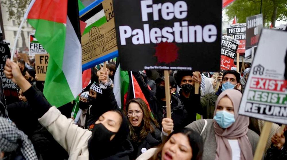 Shock findings: UK teachers receiving govt. 'Diktats' punish pro-Palestine student