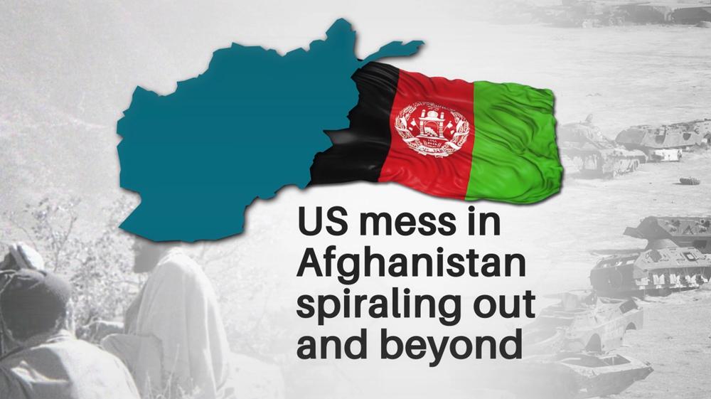 US mess in Afghanistan