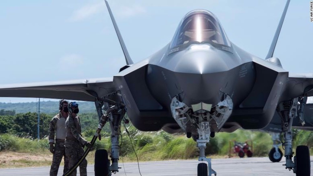 US deploying two dozen F-22 fighters to western Pacific exercise amid tensions with China