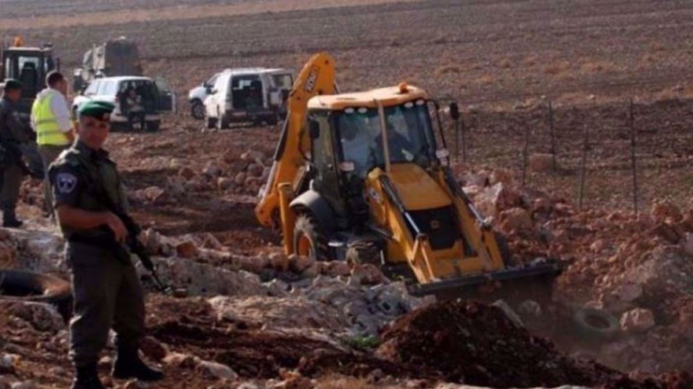Israel razes ancient cemetery in Palestine to build road for settlers