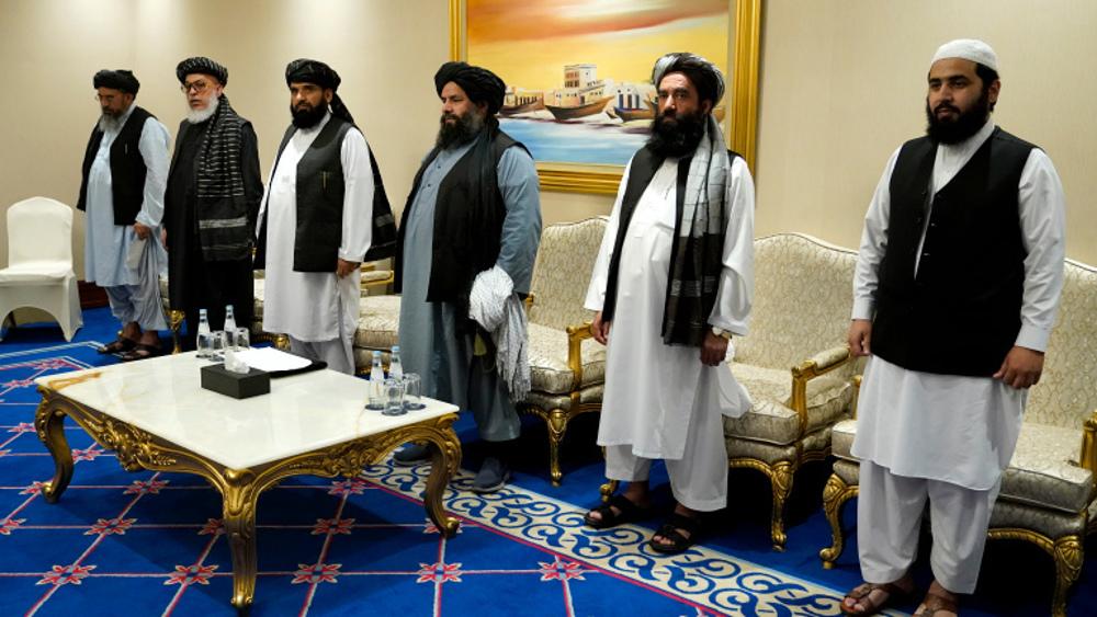 Kabul, Taliban delegates begin talks in Qatar as clashes rage on