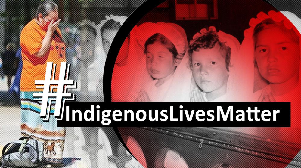 #IndigenousLivesMatter