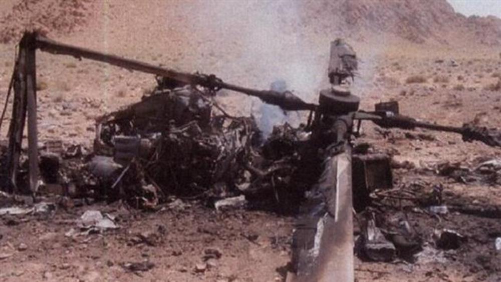 Syrie : 1er avion US abattu!