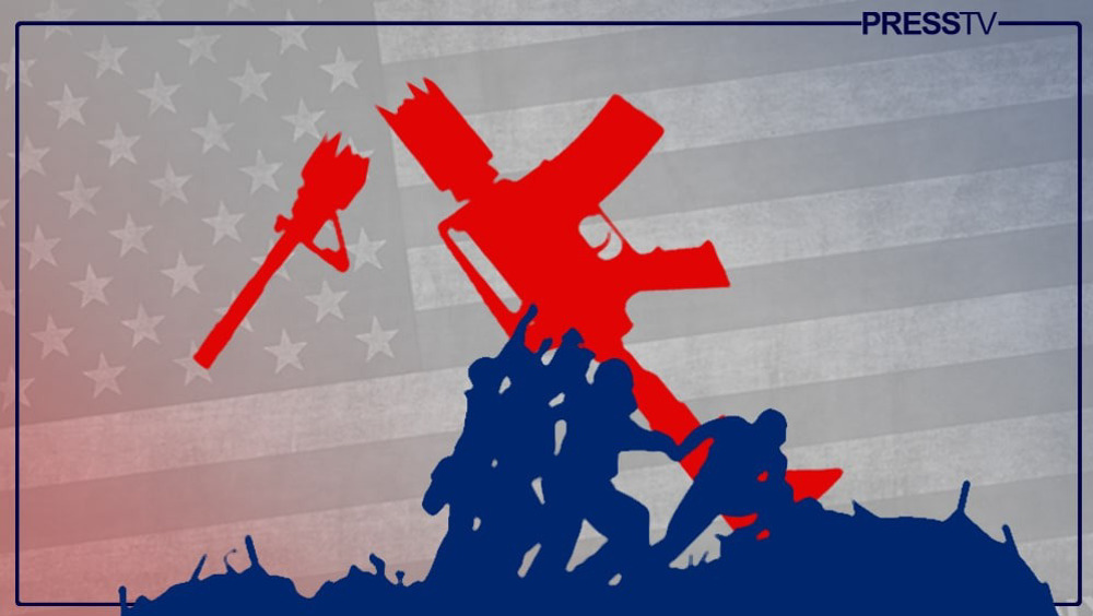 US hegemonic doctrine shift from invasion to violent extremism