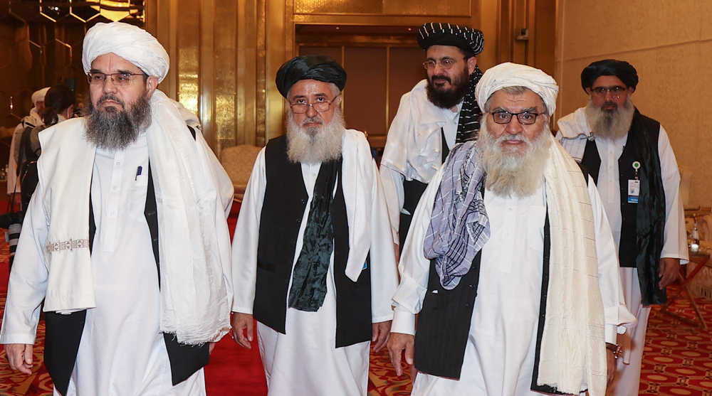 Taliban leader says 'favors political settlement' to Afghan conflict