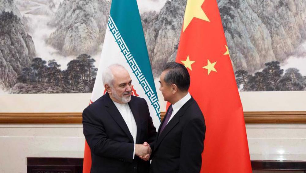 China says ready to work with Iran against unilateralism, bullying