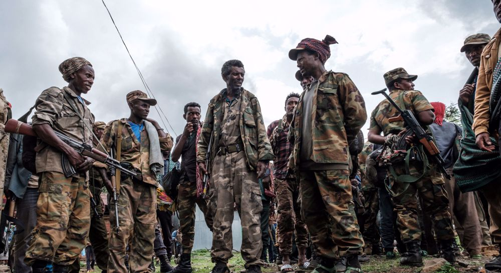 Ethiopia police arrest hundreds for alleged support for Tigray forces