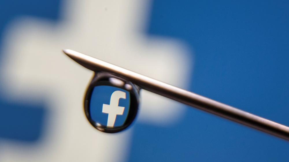 Facebook fires back after Biden said US social media platform 'killing people' with vaccine misinformation
