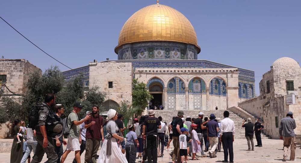 Arab Israeli party: Al-Aqsa Mosque 'solely property of Muslims'