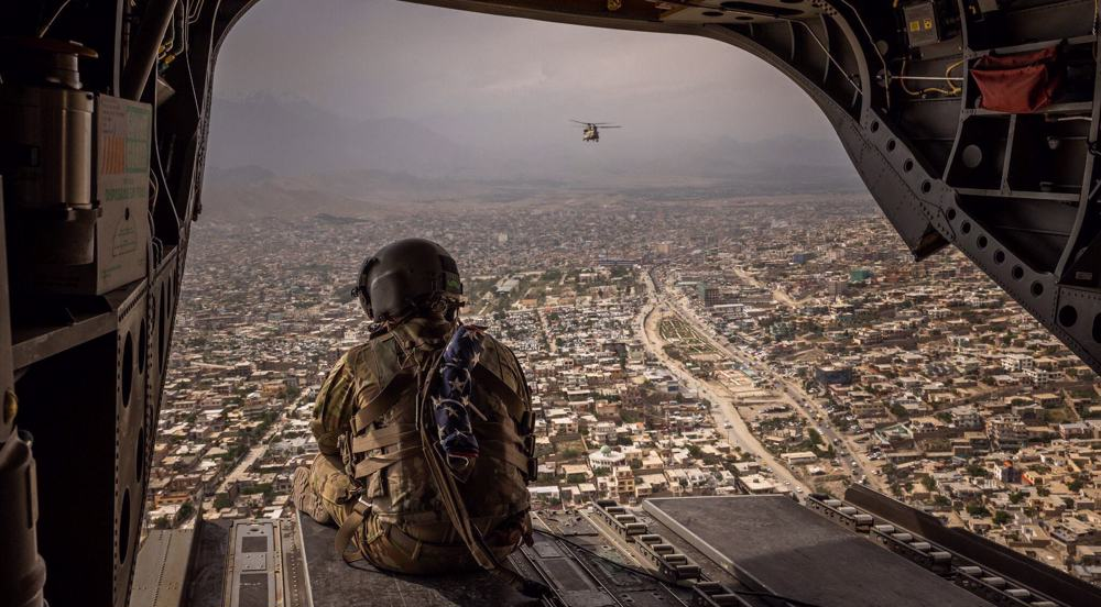 US troops leave largest military base in Afghanistan after 20 years of failure