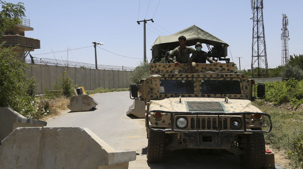Taliban welcome US pullout from Bagram airbase
