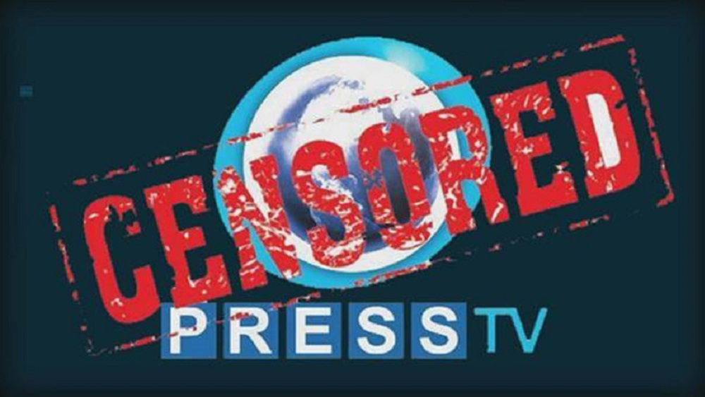Seizure of Press TV.com outrageous attack on foreign press