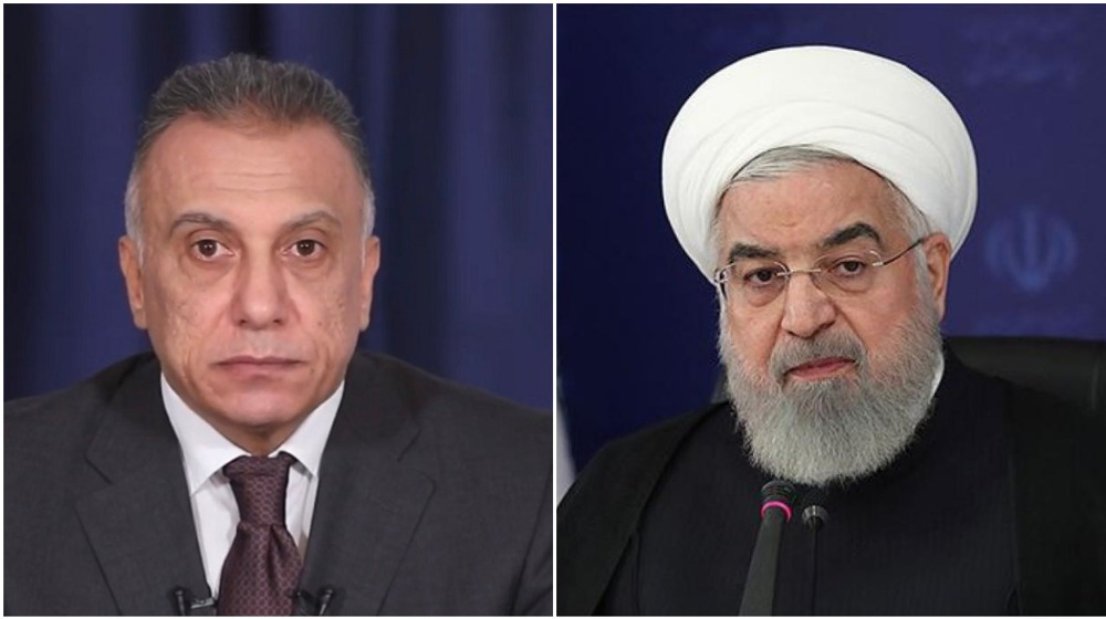Rouhani warns Iraq against 'complicated US game,' foreign meddling in region