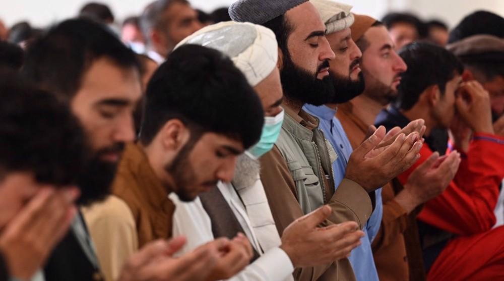 Rockets land near Afghan presidential palace during Eid prayers