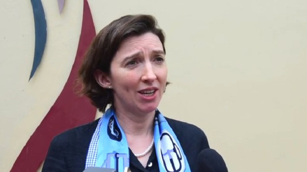 NCSC head uses first major speech to praise Israel