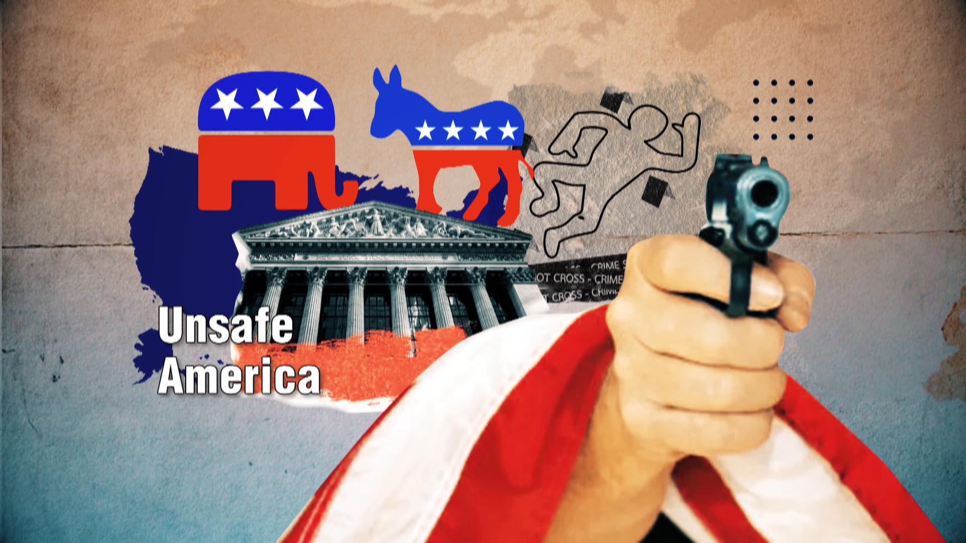 Unsafe America