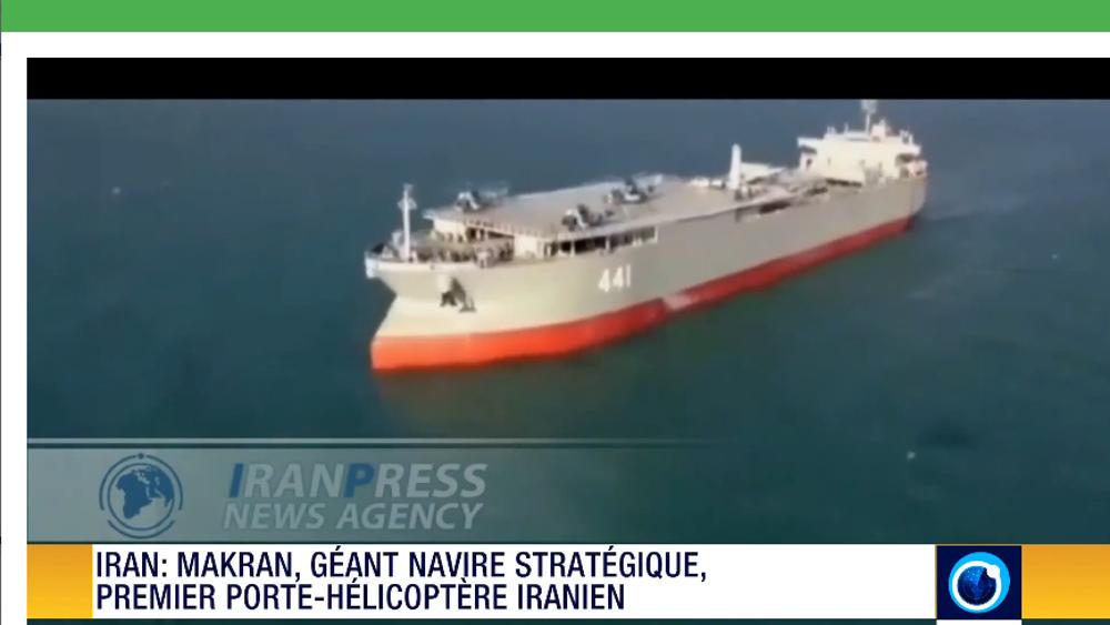 Iran Info du 21 juillet 2021