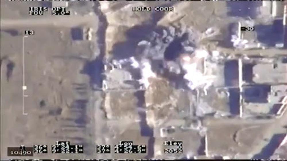 Syrie :  USA frappés à Al-Tanf par GAZA !