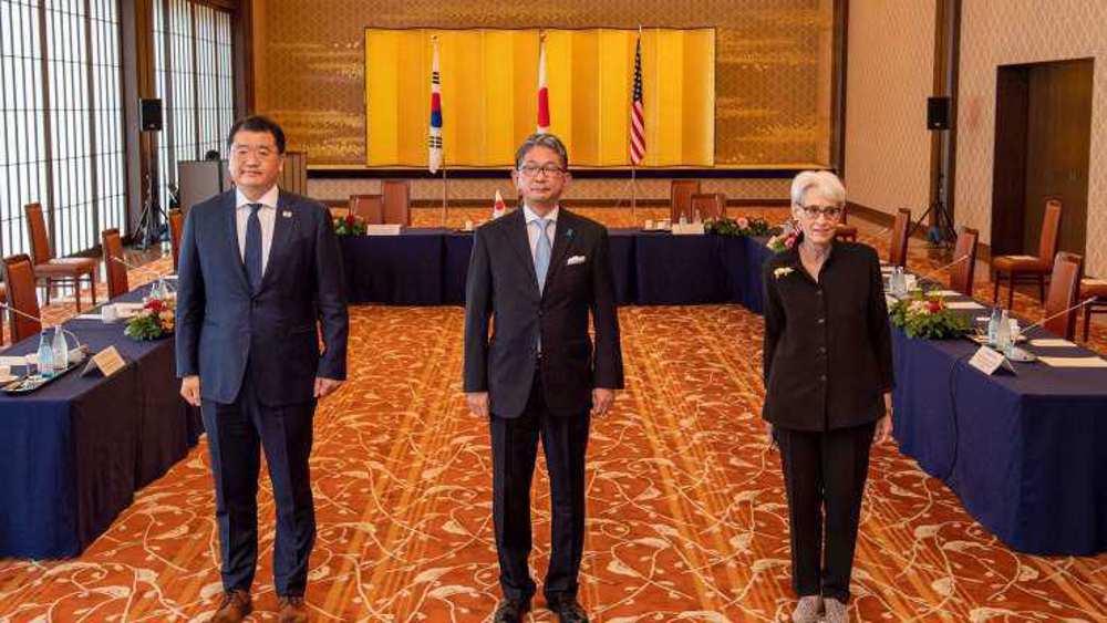 Wendy Sherman: US, Japan, South Korea stand 'shoulder-to-shoulder' against North