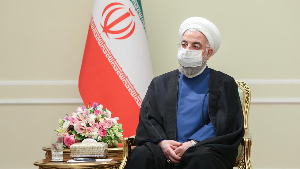 Iran's President Rouhani felicitates Muslim leaders on Eid al-Adha