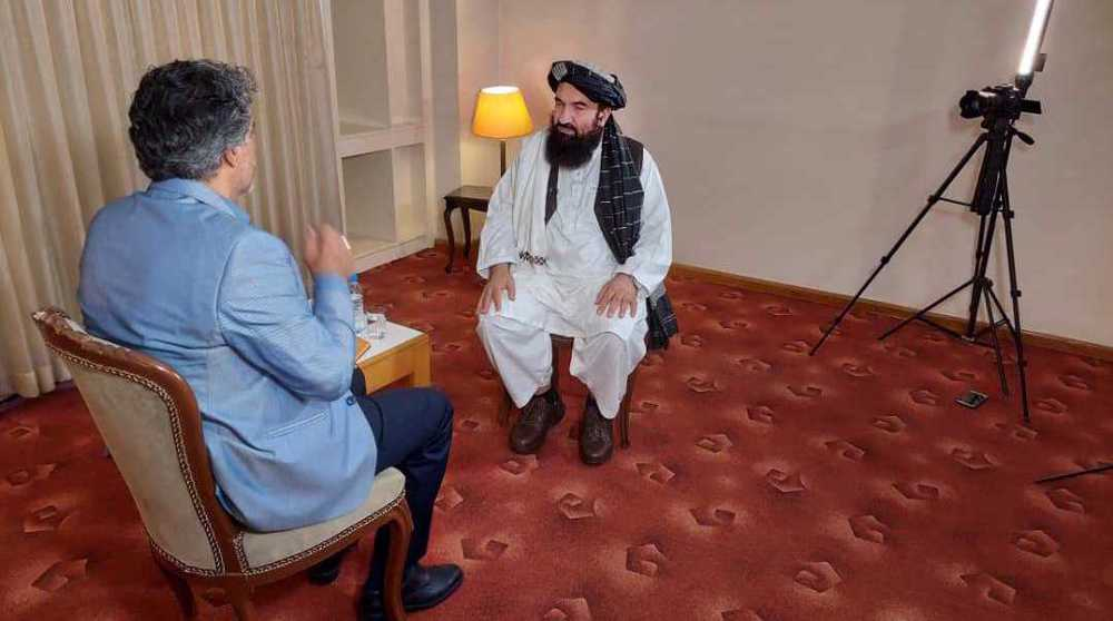 All Americans must leave Afghanistan except diplomats: Top Taliban official to Press TV