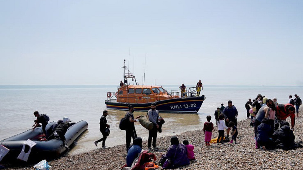 UK to give £51.4 million to France to combat Channel migrants' crossings
