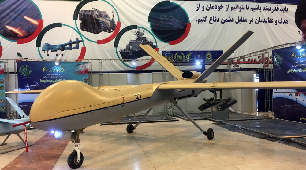 Deputy defense min.: Iran self-sufficient in manufacturing drones