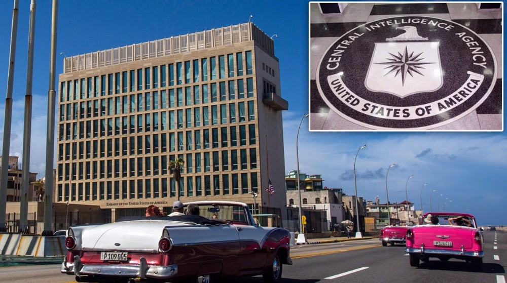 CIA picks Bin Laden hunter to head 'Havana syndrome' task force as more diplomats fall ill