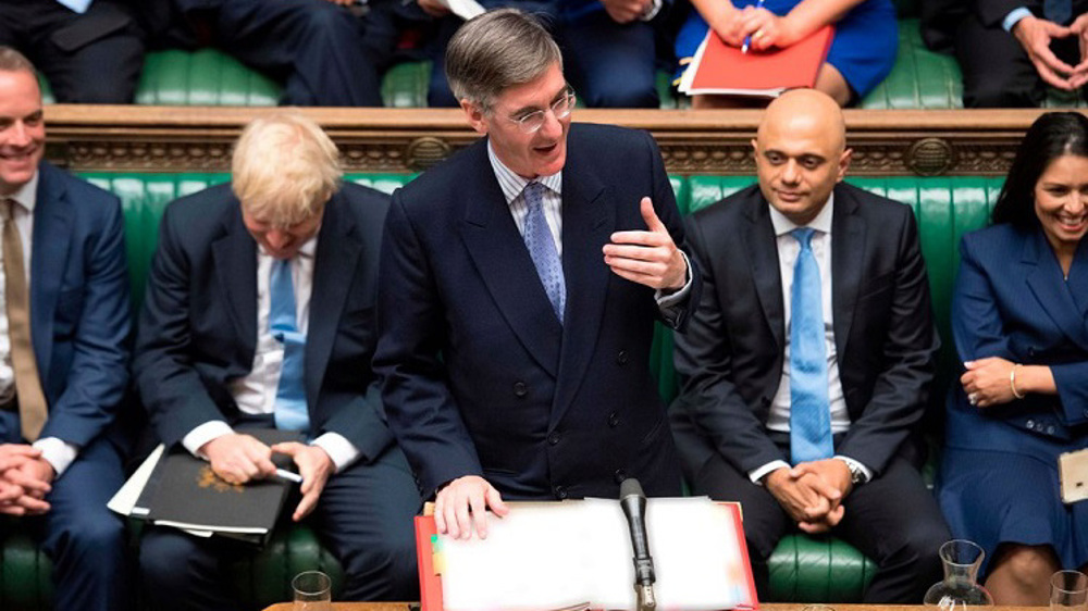Jacob Rees-Mogg apologizes over using 'racist language' in parliament
