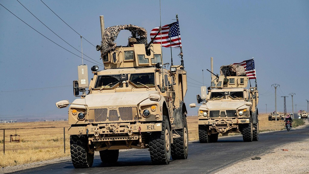 'US seeks to turn Iraq, Syria into American military-guarded oilfields'