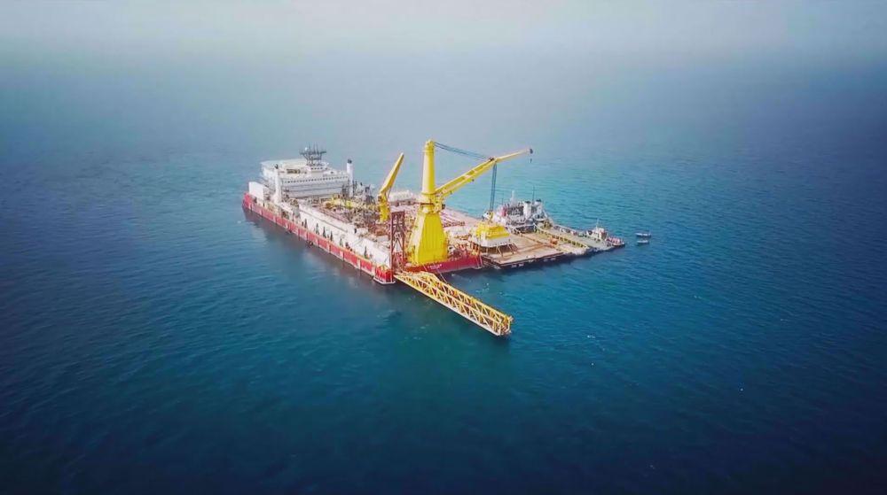 Iran inaugurates new oil export terminal
