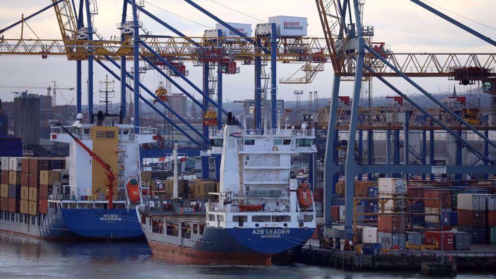 Northern Ireland protocol clash risks 'inevitable' UK-EU trade war: Officials warn
