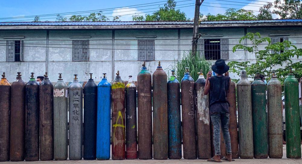 Report: Myanmar junta arrests doctors treating COVID-19 patients