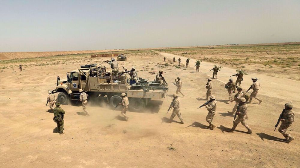 Riyad attaque l'armée irakienne!
