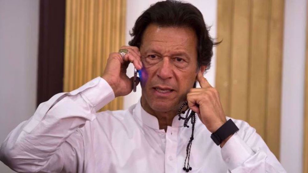 Pakistan urges UN to probe India's use of Israel's Pegasus to spy on Imran Khan