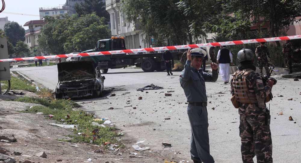 Afghanistan denies Taliban claim of seizing over 90% of borders