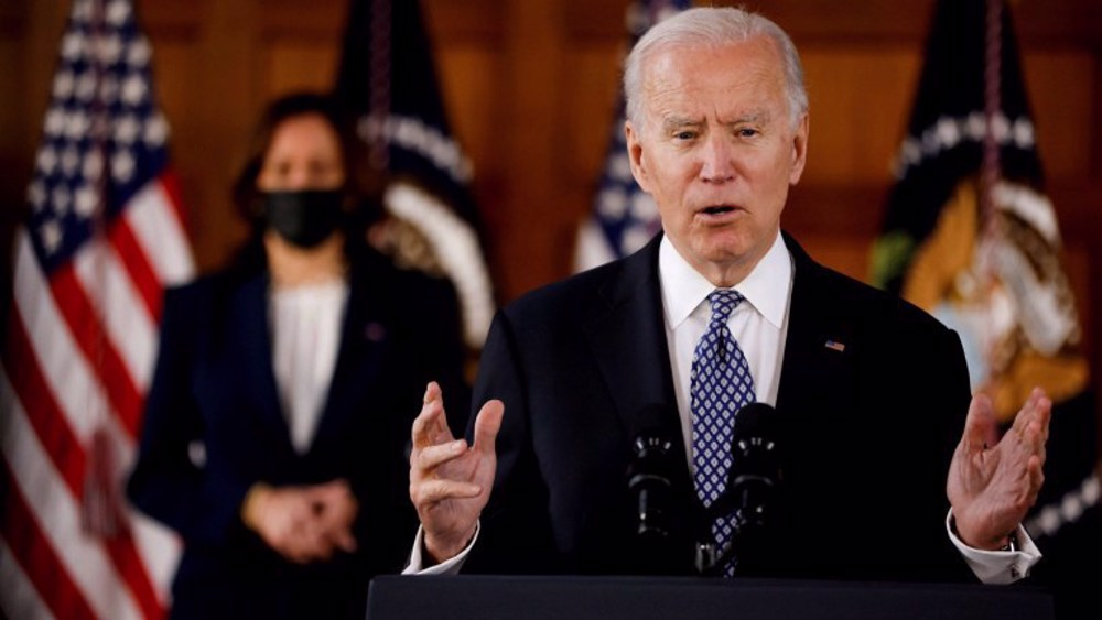 Biden's approval rating hits new low in Gallup poll