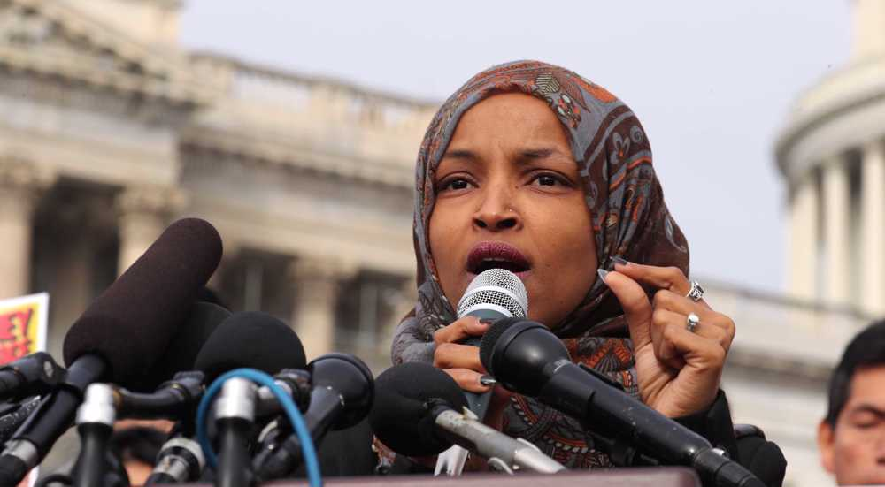 Ilhan Omar demands answers from White House on US strike in Somalia