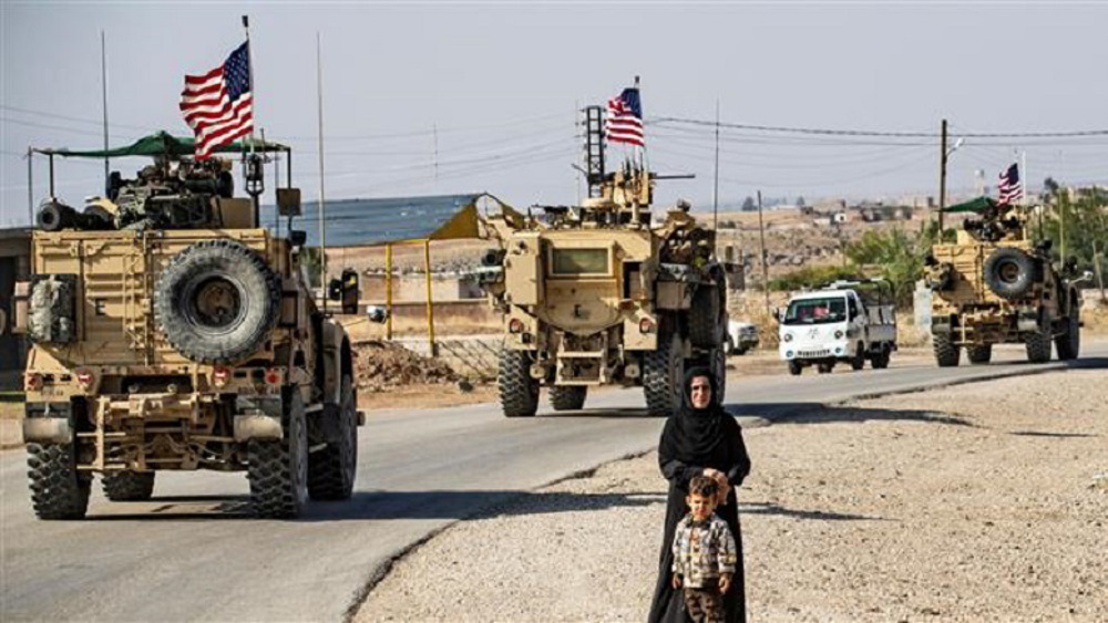US dispatches fresh reinforcement to base in Syria's Hasakah