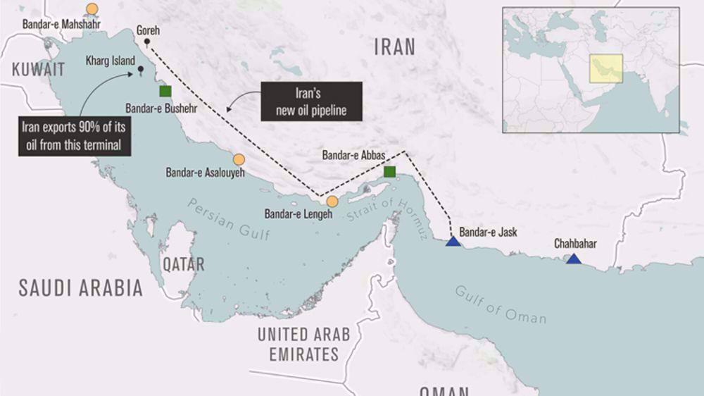 Iran: l'épicentre pétrolier déplacé?