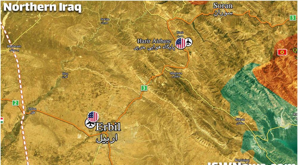Irak: les USA frappés à Erbil...