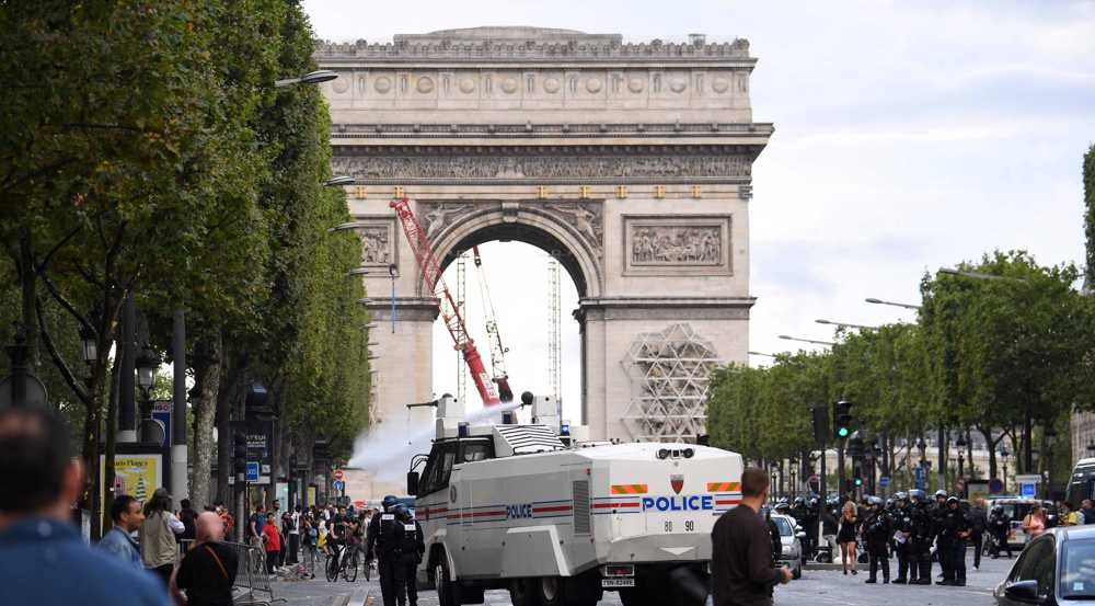 COVID restrictions trigger mass protests in several Western countries