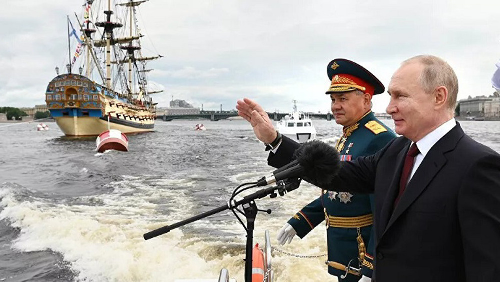 Russian navy capable of conducting 'unpreventable strike' if needed: Putin