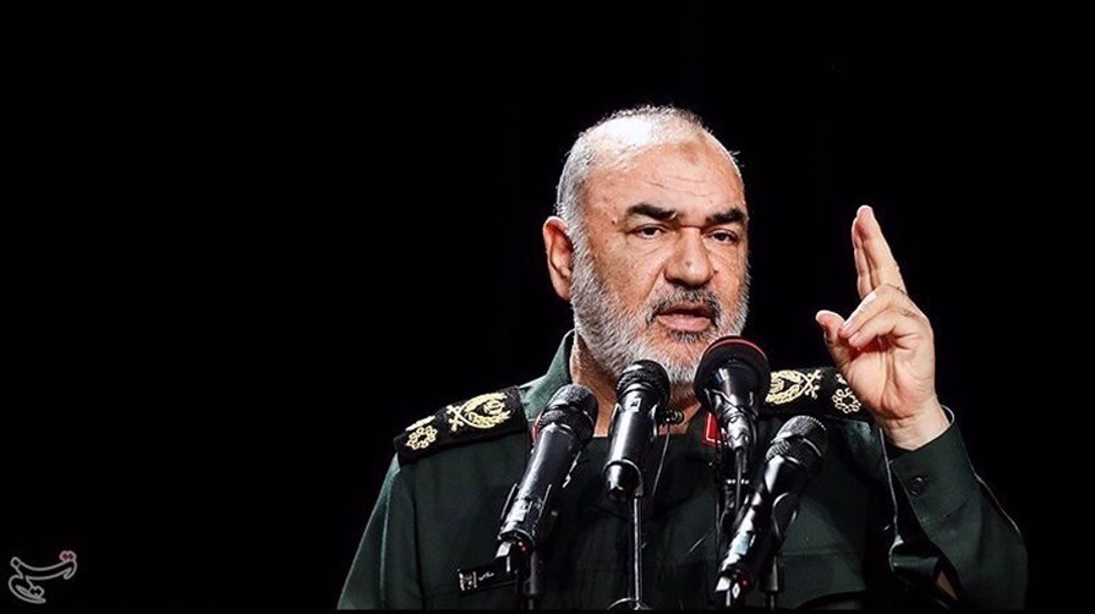 IRGC chief: US brings nothing but poverty, backwardness to nations