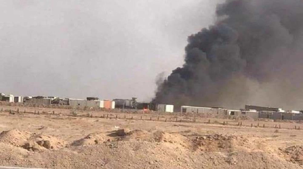 PMU's base in southern Iraq comes under drone attacks